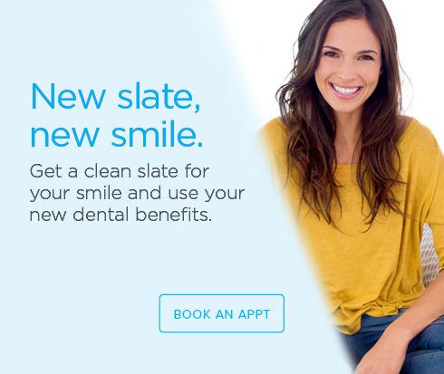 Citrus Heights Modern Dentistry - New Year, New Dental Benefits