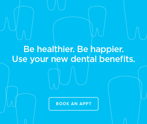 Be Heathier, Be Happier. Use your new dental benefits. - Citrus Heights Modern Dentistry