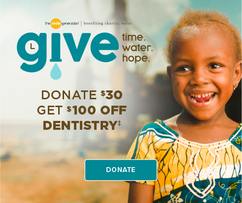 Donate $30, Get $100 Off Dentistry - Citrus Heights Modern Dentistry